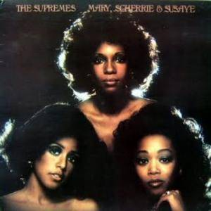 The Supremes: Mary, Sherrie & Susaye - Cover