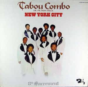 Cover - Tabou Combo: New York City