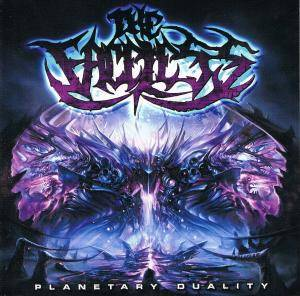The Faceless: Planetary Duality - Cover