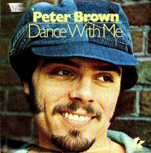 Cover - Peter Brown: Dance With Me