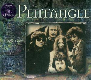Pentangle: Heritage - Cover