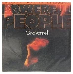 Cover - Gino Vannelli: Powerful People
