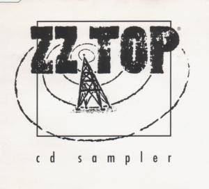 ZZ Top: Antenna - Cover