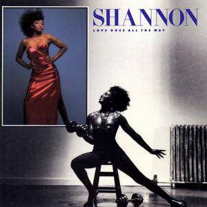 Cover - Shannon: Love Goes All The Way