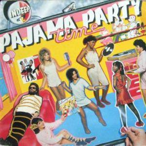 Cover - Indeep: Pajama Party Time