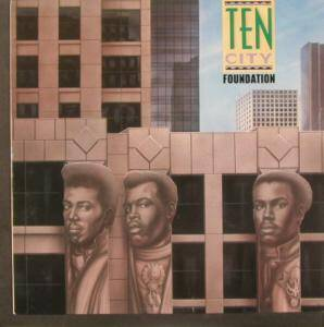 Ten City: Foundation - Cover