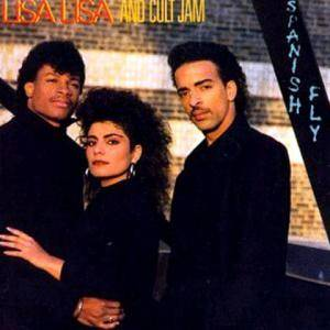 Cover - Lisa Lisa & Cult Jam: Spanish Fly