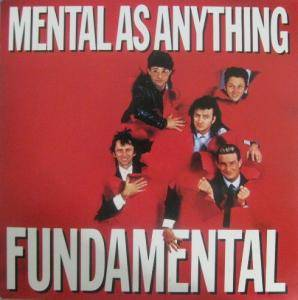 Mental As Anything: Fundamental - Cover