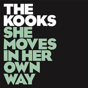 The Kooks: She Moves In Her Own Way - Cover