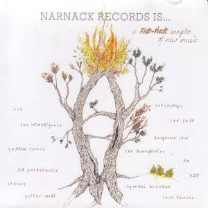 Cover - Coachwhips: Narnack Records Is... A Fist-First Sampler Of New Music