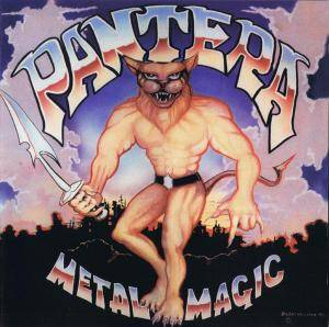 Pantera: Metal Magic - Cover