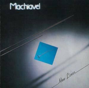 Machiavel: New Lines - Cover