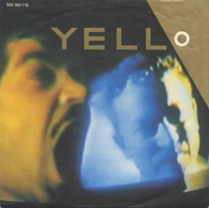 Yello: Bostich - Cover