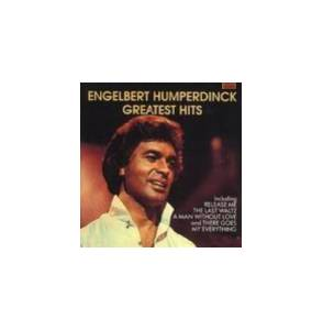 Engelbert Humperdinck: Greatest Hits - Cover