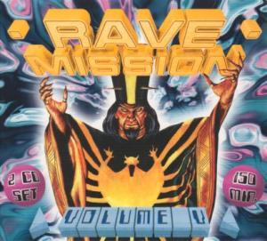 Rave Mission Volume 5 - Cover