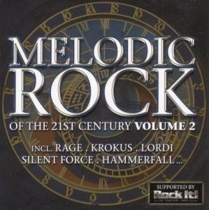 Melodic Rock Of The 21st Century Volume 2 - Cover