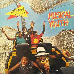 Cover - Musical Youth: Different Style!