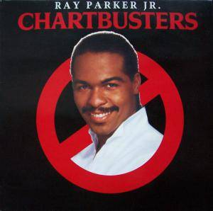 Ray Parker Jr.: Chartbusters - Cover