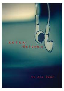 Cover - xotox: We Are Deaf