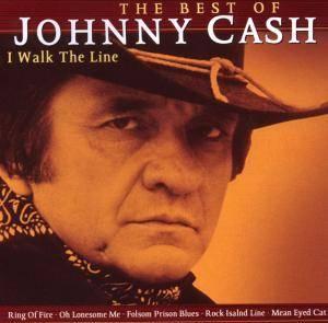 johnny cash the best of johnny cash i walk the line cd best of. Black Bedroom Furniture Sets. Home Design Ideas