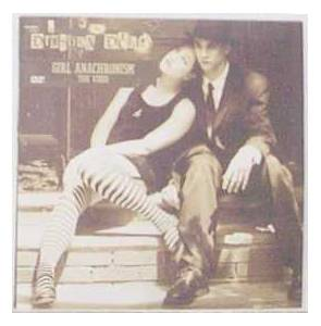Cover - Dresden Dolls, The: Girl Anachronism