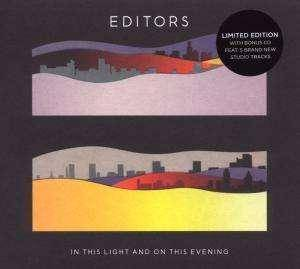 Editors: In This Light And On This Evening - Cover