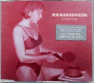 Rammstein: Stripped (Single-CD) - Bild 1