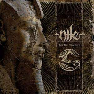Nile: Those Whom The Gods Detest - Cover