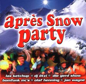 Cover - Möhre: Après Snow Party