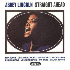 Cover - Abbey Lincoln: Straight Ahead