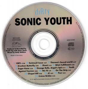 Sonic Youth: Dirty (CD) - Bild 2