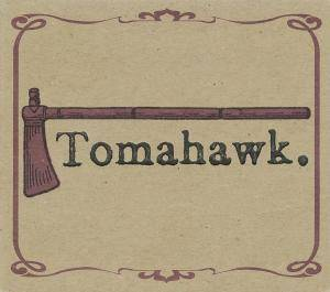 Tomahawk: Tomahawk - Cover