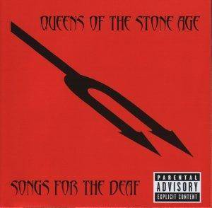 Queens Of The Stone Age: Songs For The Deaf (CD) - Bild 1