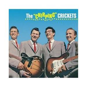 "Buddy Holly & The Crickets: ""Chirping"" Crickets, The - Cover"