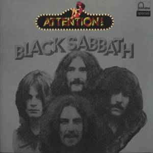 Black Sabbath: Attention! Black Sabbath (LP) - Bild 1