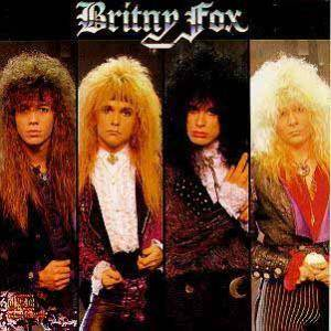 Britny Fox: Britny Fox - Cover