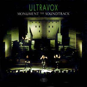 Ultravox: Monument - The Soundtrack (LP) - Bild 1