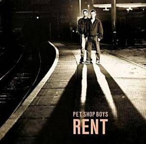 Pet Shop Boys: Rent - Cover