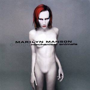 Cover - Marilyn Manson: Mechanical Animals