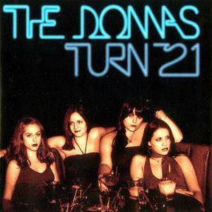 The Donnas: Turn 21 - Cover