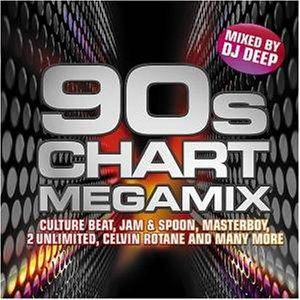Cover - ATB: 90s Chart Megamix