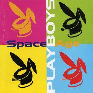 Cover - Space Age Playboys: New Rock Underground