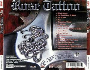 Rose Tattoo: Pain (CD) - Bild 2