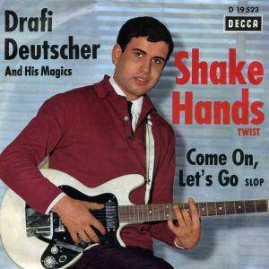 Cover - Drafi Deutscher And His Magics: Shake Hands