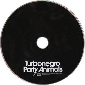 Turbonegro: Party Animals (CD) - Bild 3
