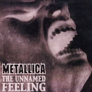 Metallica: Unnamed Feeling, The - Cover