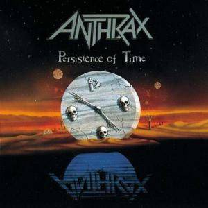 Anthrax: Persistence Of Time (CD) - Bild 1