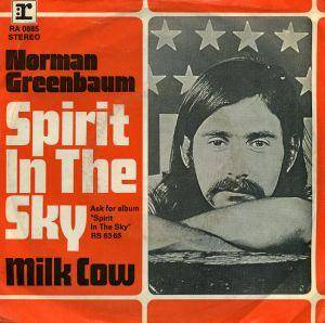 Norman Greenbaum: Spirit In The Sky - Cover