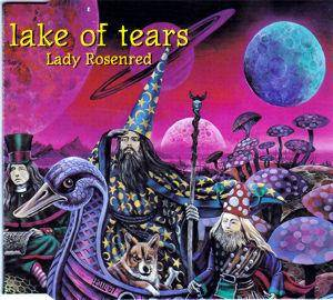 Cover - Lake Of Tears: Lady Rosenred