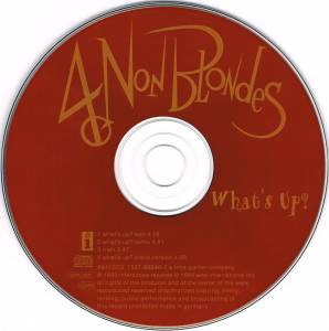 4 Non Blondes: What's Up (Single-CD) - Bild 4